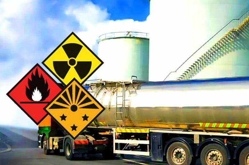 Dangerous Goods Transport Training